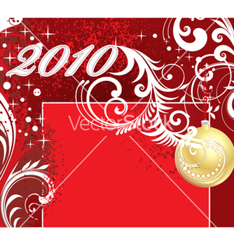 Free new year vector - бесплатный vector #268335