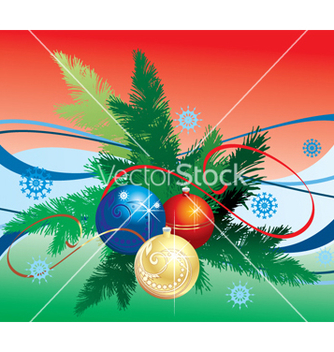 Free baubles vector - бесплатный vector #268395