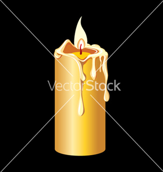 Free candle vector - Free vector #268435