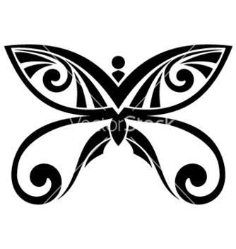 Free butterfly vector - Free vector #268445