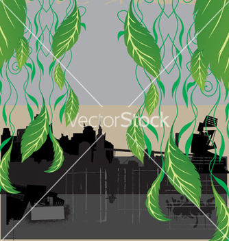 Free city nature vector - Kostenloses vector #268505