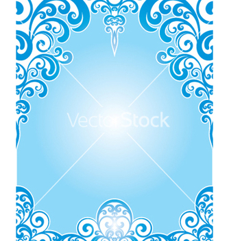 Free decorative frame vector - vector #269005 gratis