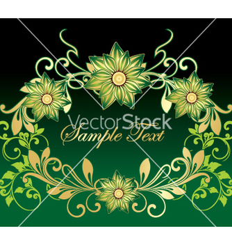 Free floral vector - Free vector #269375