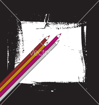 Free color pencils vector - Kostenloses vector #269425