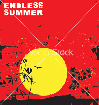 Free endless summer vector - vector gratuit #269895