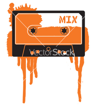 Free mix tape vector - Free vector #269955