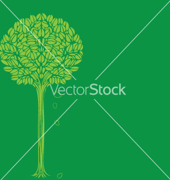 Free tree graphic vector - бесплатный vector #270395