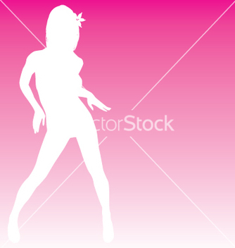 Free sexy silhouette tropical dancer vector - бесплатный vector #270455