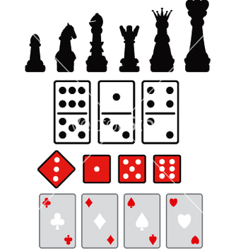 Free game elements vector - Kostenloses vector #270465