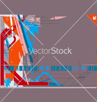 Free high tech background vector - Free vector #271285
