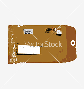 Free mail envelope vector - Free vector #271515
