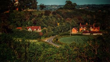 Countryside houses - image gratuit #272505