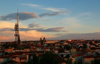 Panorama of Prague - Free image #274885