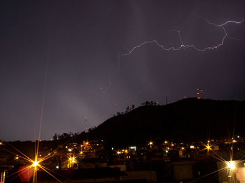 Rayo tranquilon / Little Lightning - Tepic, Nayarit, MEXICO - image #276055 gratis