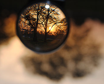 Sunrise under scrutiny - image gratuit #284075