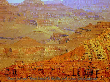 Grand Canyon - Heights and depths - Kostenloses image #284735