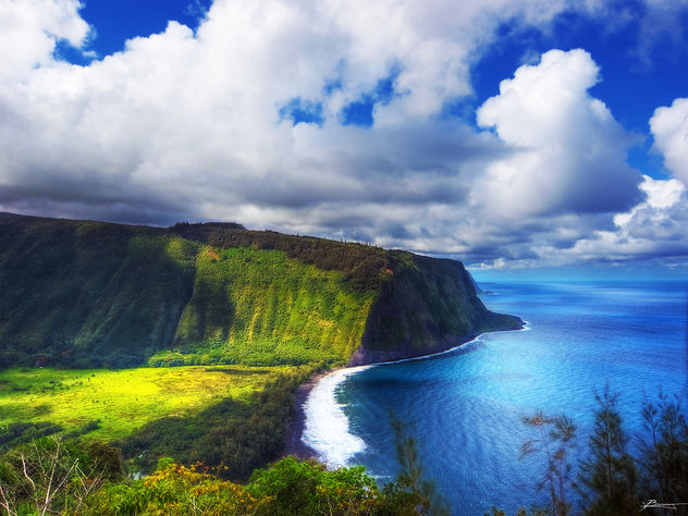 waipio valley - Free image #284905