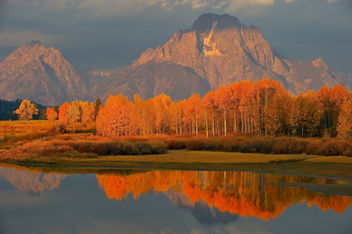 jackson Hole, October 2010 - image gratuit #284995