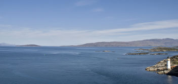 View from Skye bridge, Scotland - Kostenloses image #285215