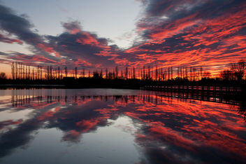 Fire in the sky - Kostenloses image #285845