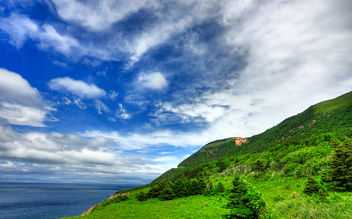 Cabot Trail - HDR - Free image #286715