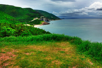 Cabot Trail Scenery - HDR - Free image #286745