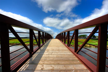 PEI Country Bridge - HDR - image gratuit #286755