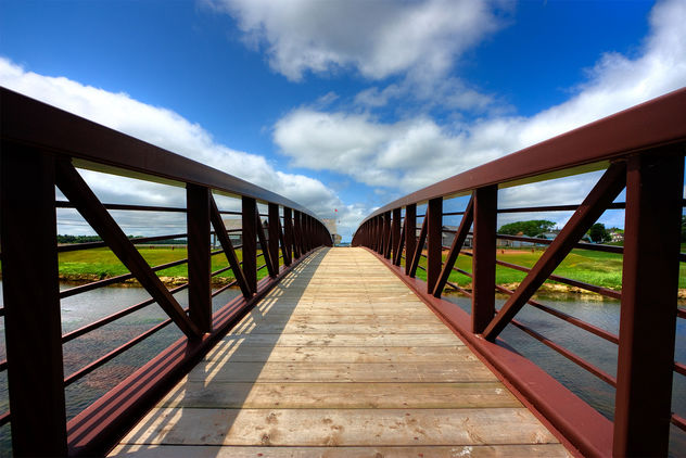 PEI Country Bridge - HDR - image #286755 gratis