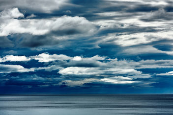 Coastal Clouds - HDR - Free image #286945