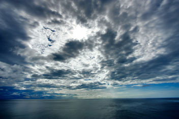 Coastal Clouds - HDR - Free image #286965