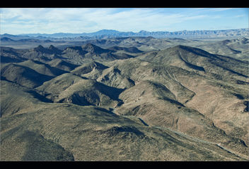 The desert outside Las Vegas - image gratuit #287345