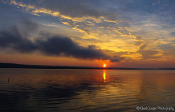 Chautauqua Lake Sunrise - бесплатный image #288795