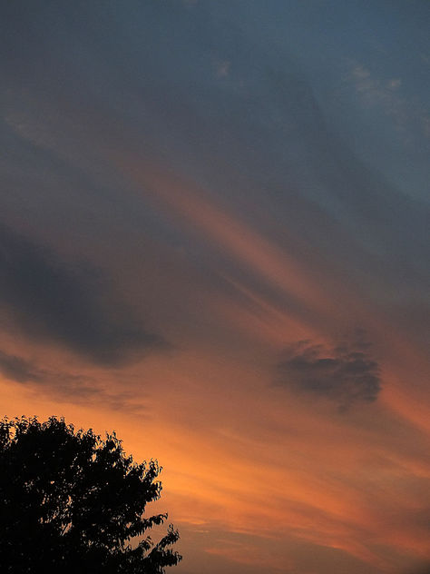 Clouds at Twilight - Free image #289145