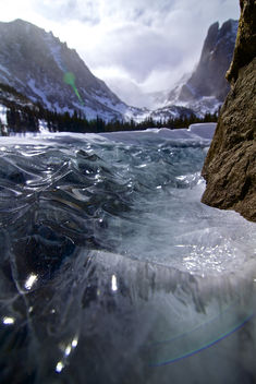 Ice Please, on the Rocks - Free image #289335