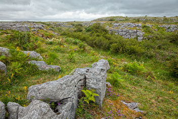 Poulnabrone Landscape - HDR - Free image #289595