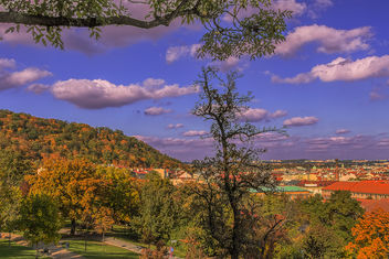 Indian summer in Prague - Kostenloses image #290035
