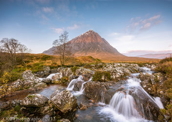 Even More Buachaille Etive Mor - image gratuit #290185