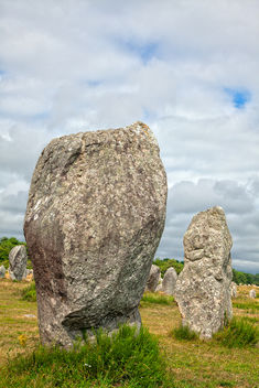 Carnac Stones - HDR - Kostenloses image #290655