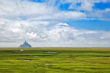 Normandy Pasture - HDR - бесплатный image #290695