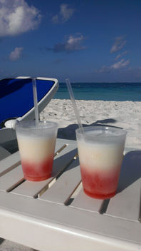 Miami Vice Cocktails. - image gratuit #291075