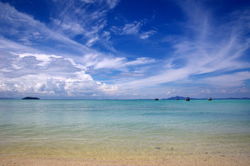 another day in paradise IV (Koh Phi Phi) - image gratuit #291545