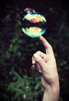 Rainbow Bubble - Free image #293135