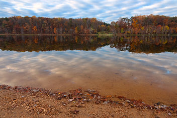 Seneca Fall Reflections - HDR - Free image #294805