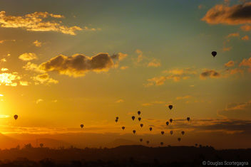 Hot Air Balloon - Kostenloses image #296045