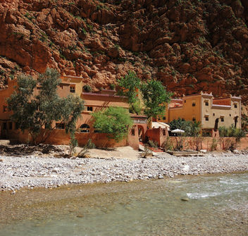 Morocco-Todra Canyon1 - image gratuit #296675