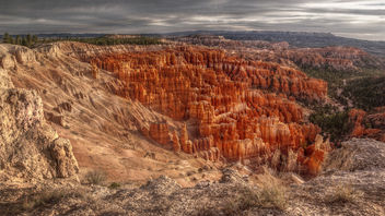 Bryce Canyon, Inspiration Point - image gratuit #296715