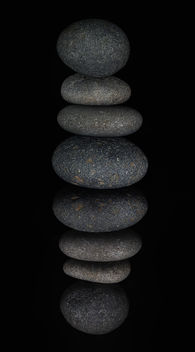 Four Stone Cairn - Free image #296835