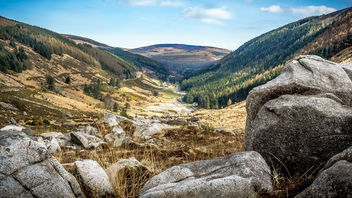 Glendalough, Wicklow, Ireland - Landscape photography - бесплатный image #297015