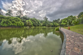 At Singapore Botanic Gardens - Free image #297095