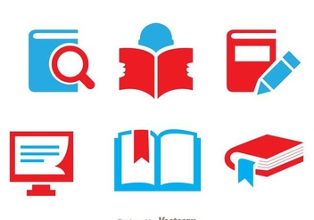 Read More Icons - Free vector #297925